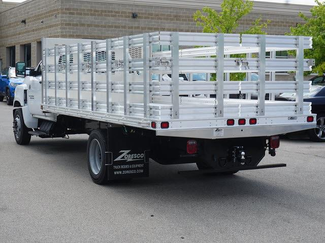 2020 Silverado 5500 Regular Cab DRW 4x2,  Knapheide Aluminum Platform Body #20CC2564 - photo 6
