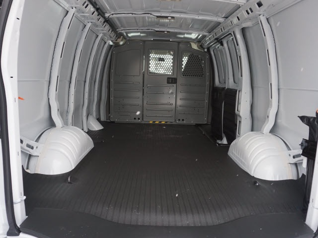 2021 Chevrolet Express 2500 4x2, Empty Cargo Van #21C427 - photo 1