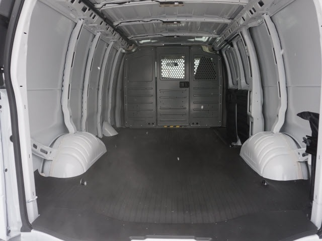 2021 Chevrolet Express 2500 4x2, Empty Cargo Van #21C428 - photo 1