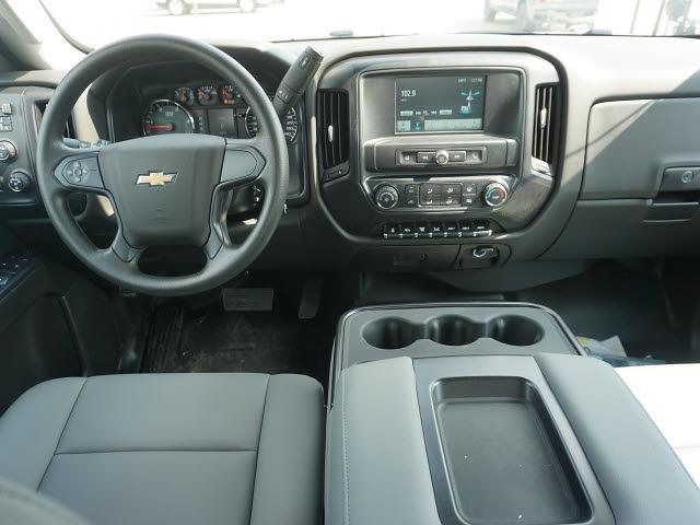 2021 Silverado 6500 Crew Cab DRW 4x4,  Cab Chassis #21CC1380 - photo 10