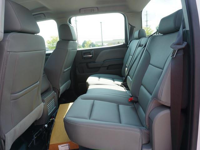 2021 Silverado 6500 Crew Cab DRW 4x4,  Cab Chassis #21CC1380 - photo 9