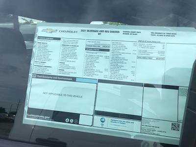 2021 Silverado 3500 Regular Cab 4x4,  Duramag S Series Service Body #21CC1616 - photo 12