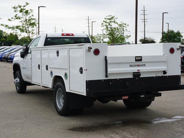 2021 Silverado 3500 Regular Cab 4x4,  Duramag S Series Service Body #21CC1617 - photo 7