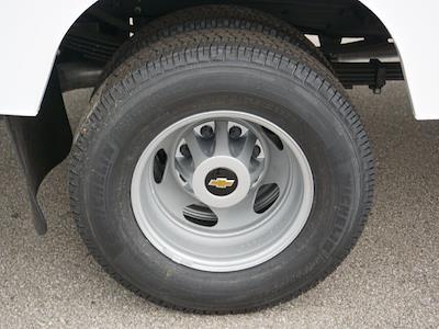 2021 Silverado 3500 Regular Cab 4x4,  Duramag S Series Service Body #21CC1617 - photo 9