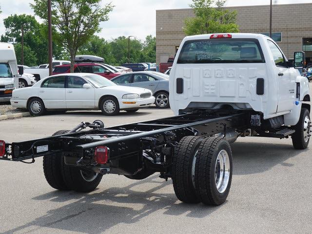 2021 Chevrolet Silverado 6500 Regular Cab DRW 4x4, Cab Chassis #21CC1698 - photo 1