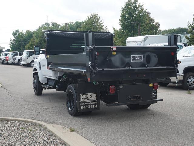 2021 Silverado 4500 Regular Cab DRW 4x4,  Monroe Truck Equipment MTE-Zee Dump Body #21CC1735 - photo 7