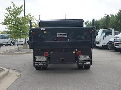 2021 Silverado 4500 Regular Cab DRW 4x4,  Monroe Truck Equipment MTE-Zee Dump Body #21CC1735 - photo 8