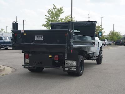 2021 Silverado 4500 Regular Cab DRW 4x4,  Monroe Truck Equipment MTE-Zee Dump Body #21CC1735 - photo 2