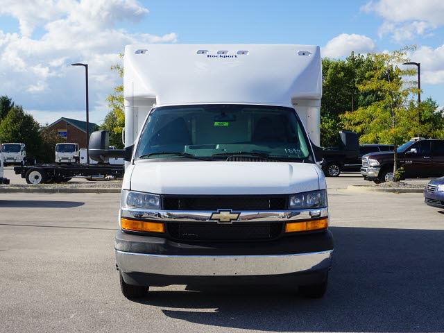2021 Express 4500 DRW 4x2,  Rockport Cargoport Cutaway Van #21CC1887 - photo 3