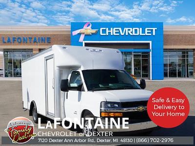 2021 Express 4500 DRW 4x2,  Rockport Cargoport Cutaway Van #21CC1887 - photo 1