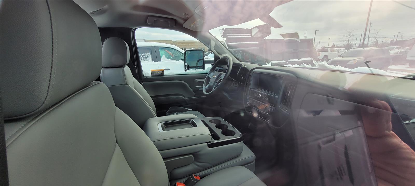 2021 Silverado 5500 Regular Cab DRW 4x2,  Cab Chassis #21CC728 - photo 6