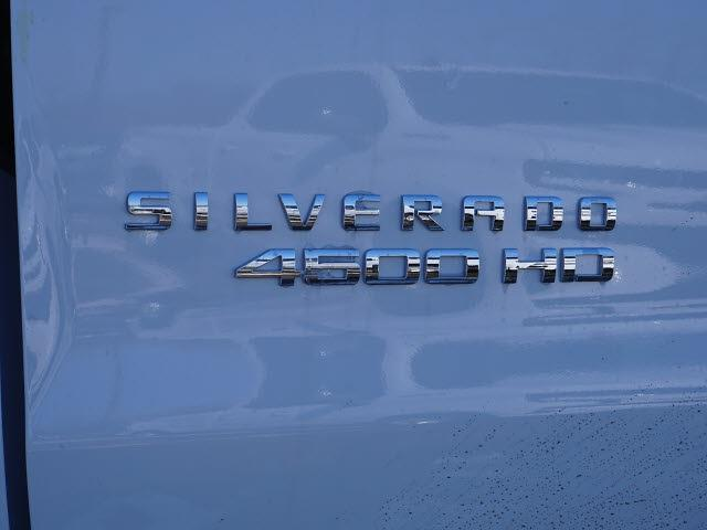 2021 Silverado 5500 Regular Cab DRW 4x2,  Cab Chassis #21CC728 - photo 11