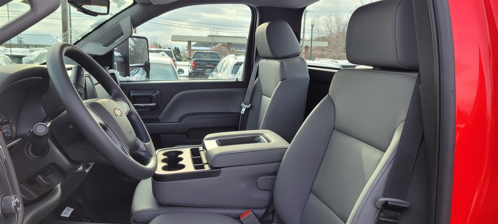 2021 Silverado 6500 Regular Cab DRW 4x2,  Cab Chassis #21CC730 - photo 5
