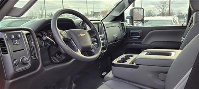2021 Silverado 6500 Regular Cab DRW 4x2,  Cab Chassis #21CC730 - photo 6