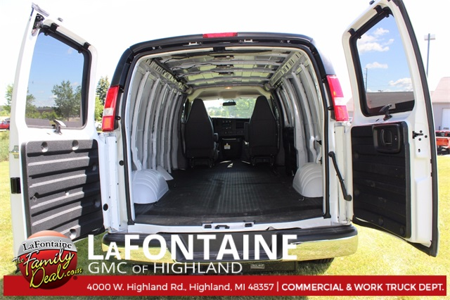 2017 Savana 2500, Cargo Van #17G3036 - photo 2