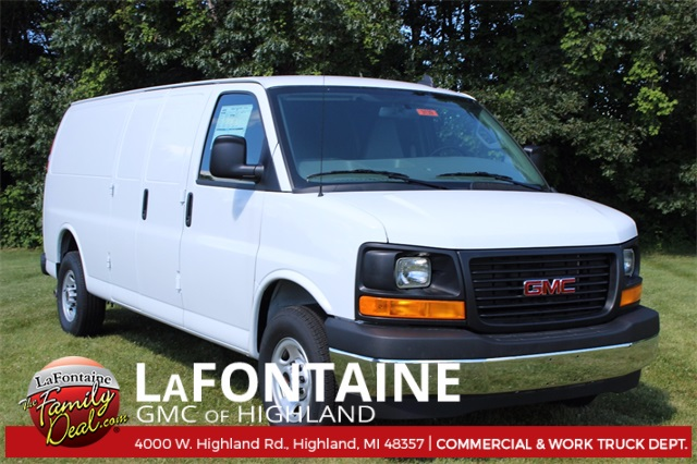 2017 Savana 2500, Cargo Van #17G3139 - photo 3