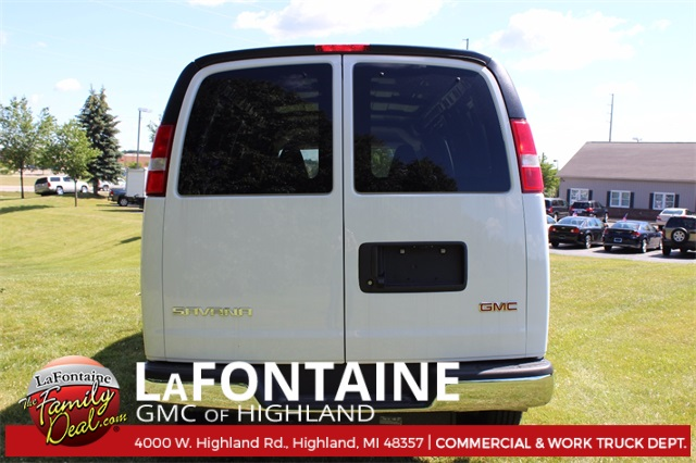 2017 Savana 2500, Cargo Van #17G3139 - photo 5