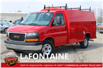 2017 Savana 3500,  Service Utility Van #17G7259 - photo 1