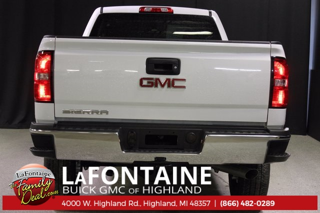 2018 Sierra 2500 Regular Cab 4x4,  Pickup #18G1069 - photo 22