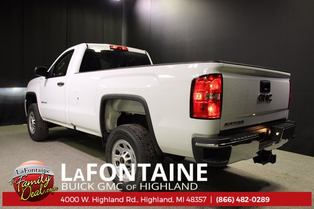 2018 Sierra 2500 Regular Cab 4x4,  Pickup #18G1069 - photo 2