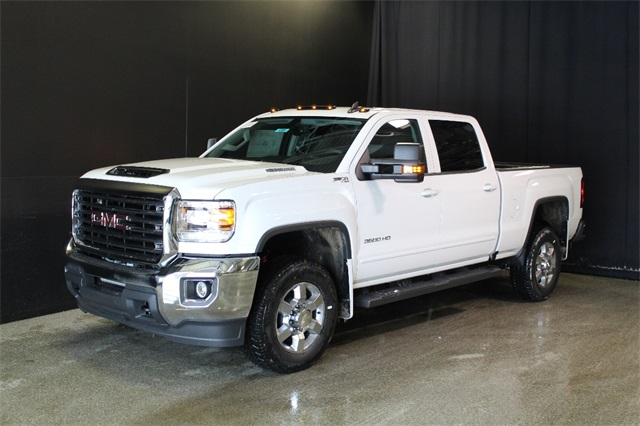 2018 Sierra 3500 Crew Cab 4x4, Pickup #18G1351 - photo 1