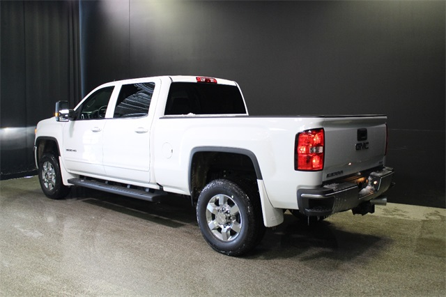 2018 Sierra 3500 Crew Cab 4x4, Pickup #18G1351 - photo 2