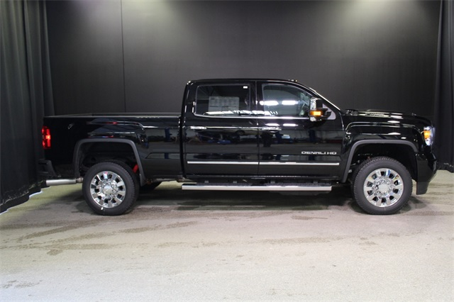 2018 Sierra 2500 Crew Cab 4x4, Pickup #18G1636 - photo 7