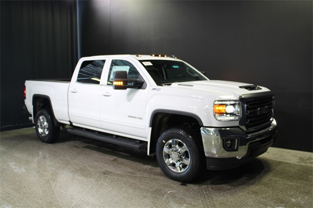 2018 Sierra 2500 Crew Cab 4x4, Pickup #18G1672 - photo 8