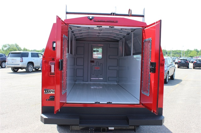 2018 Savana 3500,  Service Utility Van #18G1853 - photo 2