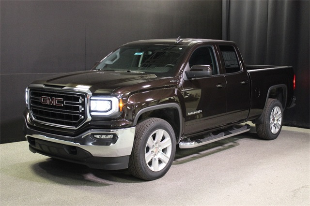 2018 Sierra 1500 Extended Cab 4x4,  Pickup #18G1891 - photo 1