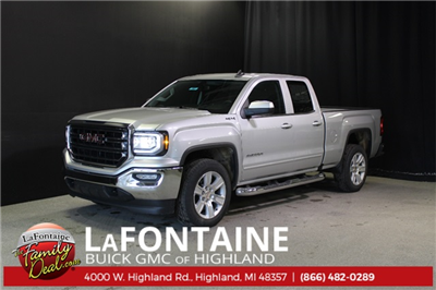 2018 Sierra 1500 Extended Cab 4x4,  Pickup #18G1901 - photo 1