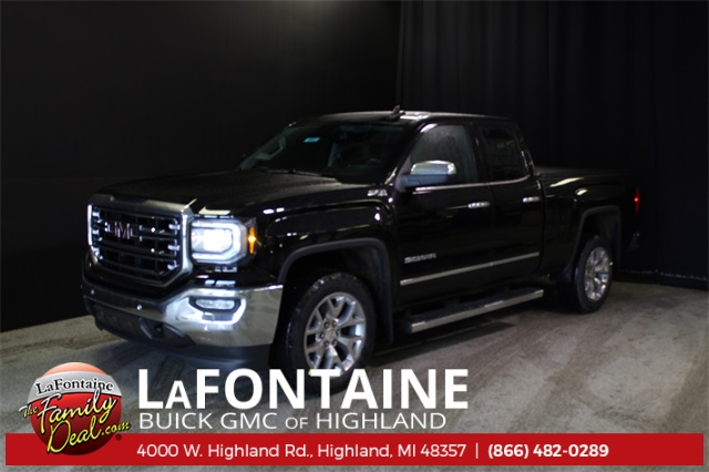 2018 Sierra 1500 Extended Cab 4x4,  Pickup #18G1913 - photo 1