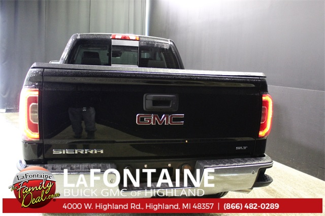 2018 Sierra 1500 Extended Cab 4x4,  Pickup #18G1913 - photo 4