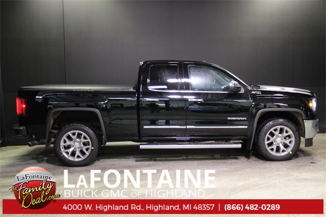2018 Sierra 1500 Extended Cab 4x4,  Pickup #18G1913 - photo 7