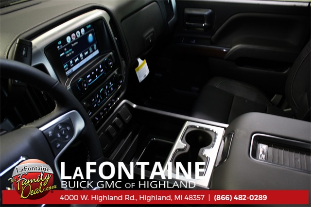 2018 Sierra 1500 Extended Cab 4x4,  Pickup #18G1913 - photo 17