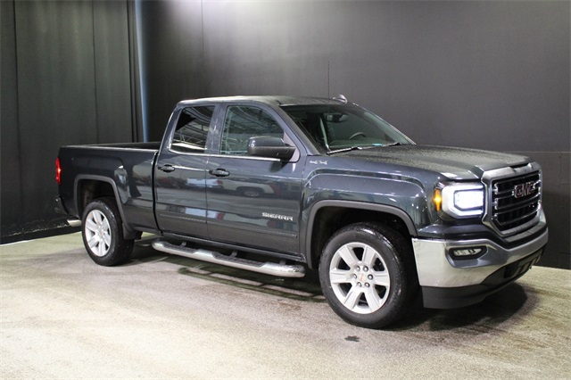 2018 Sierra 1500 Extended Cab 4x4, Pickup #18G1916 - photo 8