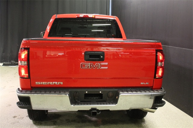 2018 Sierra 1500 Extended Cab 4x4,  Pickup #18G1949 - photo 4