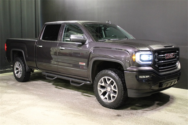2018 Sierra 1500 Extended Cab 4x4, Pickup #18G1952 - photo 8