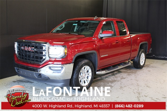 2018 Sierra 1500 Extended Cab 4x4,  Pickup #18G2007 - photo 1