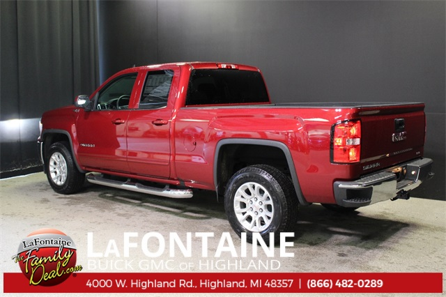 2018 Sierra 1500 Extended Cab 4x4,  Pickup #18G2007 - photo 2