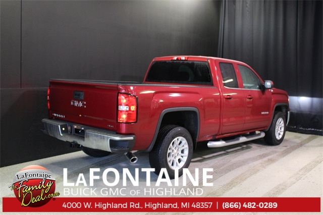 2018 Sierra 1500 Extended Cab 4x4,  Pickup #18G2007 - photo 6