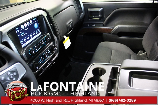 2018 Sierra 1500 Extended Cab 4x4,  Pickup #18G2007 - photo 17