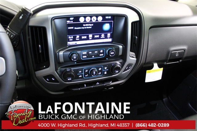2018 Sierra 1500 Extended Cab 4x4,  Pickup #18G2007 - photo 18