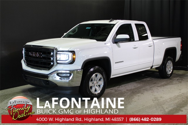 2018 Sierra 1500 Extended Cab 4x4,  Pickup #18G2016 - photo 1