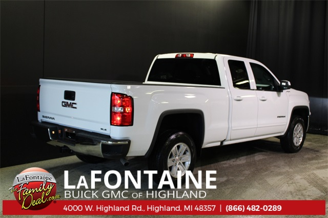 2018 Sierra 1500 Extended Cab 4x4,  Pickup #18G2016 - photo 6
