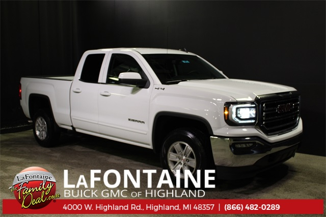 2018 Sierra 1500 Extended Cab 4x4,  Pickup #18G2016 - photo 8