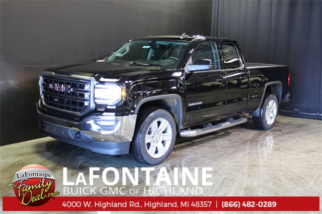 2018 Sierra 1500 Extended Cab 4x4, Pickup #18G2070 - photo 1