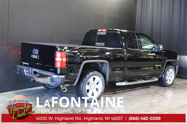 2018 Sierra 1500 Extended Cab 4x4, Pickup #18G2070 - photo 6