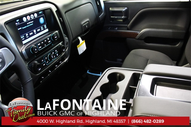 2018 Sierra 1500 Extended Cab 4x4, Pickup #18G2110 - photo 17