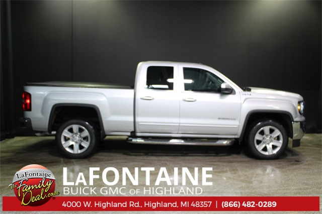 2018 Sierra 1500 Extended Cab 4x4, Pickup #18G2110 - photo 7
